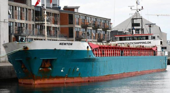 Newton - Baltic Shipping Company A/S